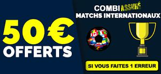 Combi Assuré International NetBet